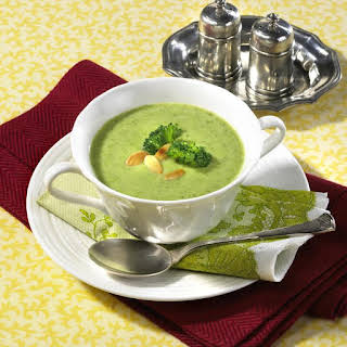 Cream of Broccoli Soup.