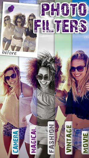 Beauty Makeup Selfie Camera MakeOver Photo Editor  screenshots 8