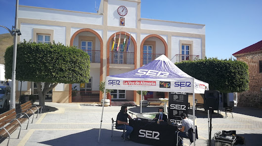 SER Almería comienza en Enix su recorrido por el Poniente