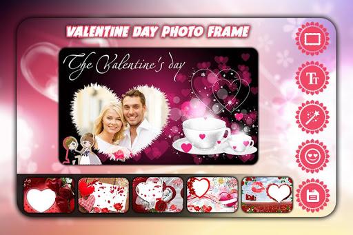 Valentine Day Photo Frame 2018 1.13 screenshots 1