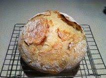 Easiest Bread You'll Ever Make