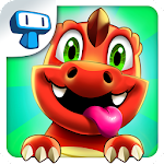 My Virtual Dino - Pet Dinosaur 1.0 Apk