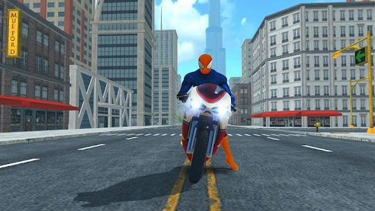 Super Hero Bike Mega Ramp 2 6