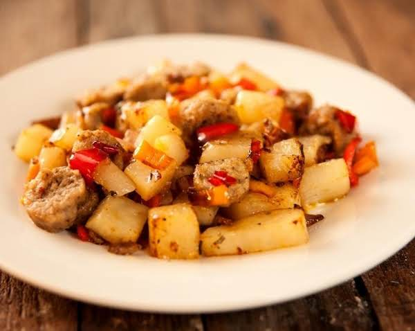 Country Style Potatoes Recipe