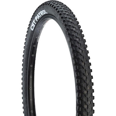 CST Patrol Tire 26 x 2.1 Single Compound, 27tpi, Steel Bead, Black
