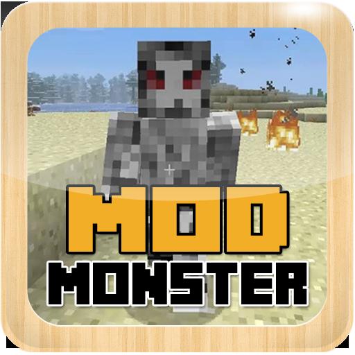 Mod Monster For MCPE