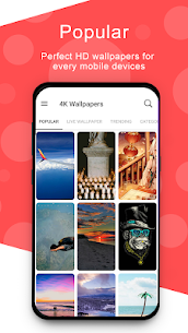 4K Wallpapers – Full HD Wallpapers App Latest Version  Download For Android 1