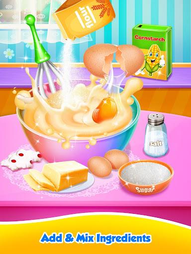 Unicorn Food - Sweet Rainbow Cake Desserts Bakery  {cheat|hack|gameplay|apk mod|resources generator} 1