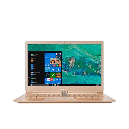 Máy tính xách tay/ Laptop Acer Swift 5 SF514-52T-811W (NX.GU4SV.005) I7-8550U (Vàng đồng)