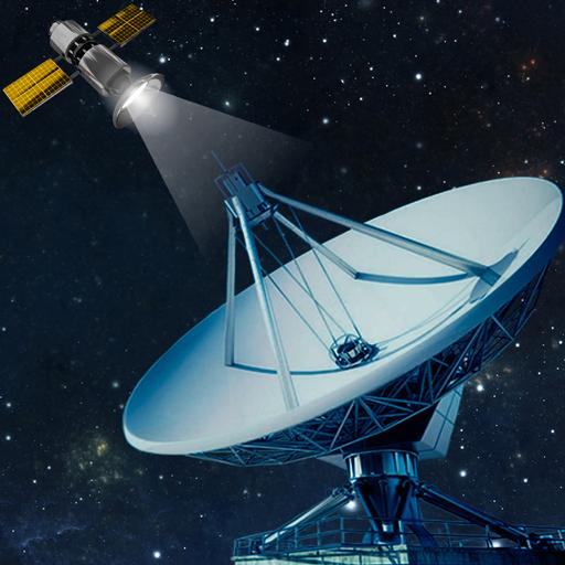 SatFinder Quick Pointer - GPS Space AR Navigation - Apps on