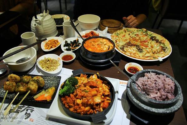 南紡夢時代之涓豆腐精緻韓式料理第一品牌