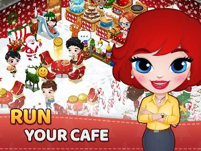 download cafeland mod apk offline