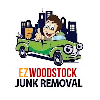 EZ Woodstock Junk Removal - Follow Us