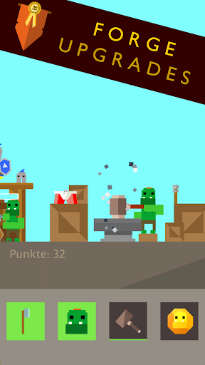 Orcs X - Idle Clicker RPG  captures d'écran 2