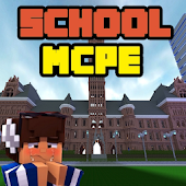 School Maps For Minecraft PE Android APK Download Free By FimoNikiApps
