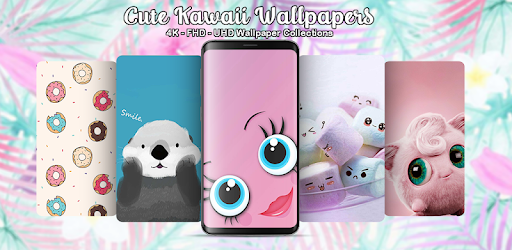 Cute Kawaii Wallpapers Applications Sur Google Play