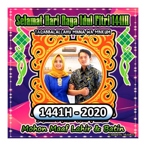 Download Idul Fitri 2020 Photo Frame Lebaran On Pc Mac With
