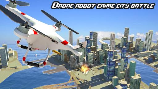 Drone Robot Transform Robot Car Transforming games Apk
