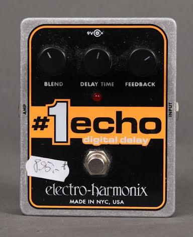 EHX No1 Echo USED. Good condition.