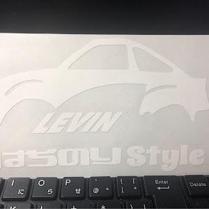 スプリンタートレノ AE86 最終型GTVのカスタム事例画像 はちのりさんの2019年09月30日08:45の投稿
