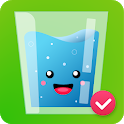 Drink Water app: water tracker & drinking reminder icon