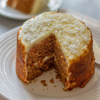 Carrot Cake With Coconut Flour Recipes