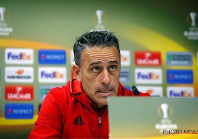 L'Olympiakos se sépare de son coach