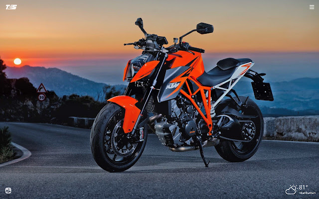 Ktm Duke Hd Wallpapers New Tab