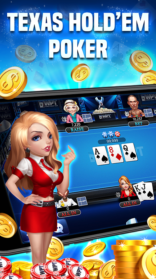 Texas holdem poker app with friends games