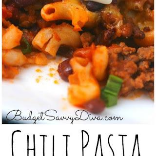 Chili Pasta Casserole