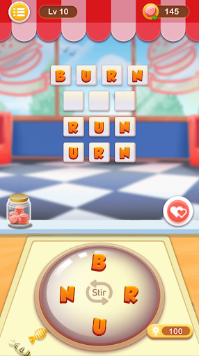 Word Sweety - Crossword Puzzle Game  screenshots 4