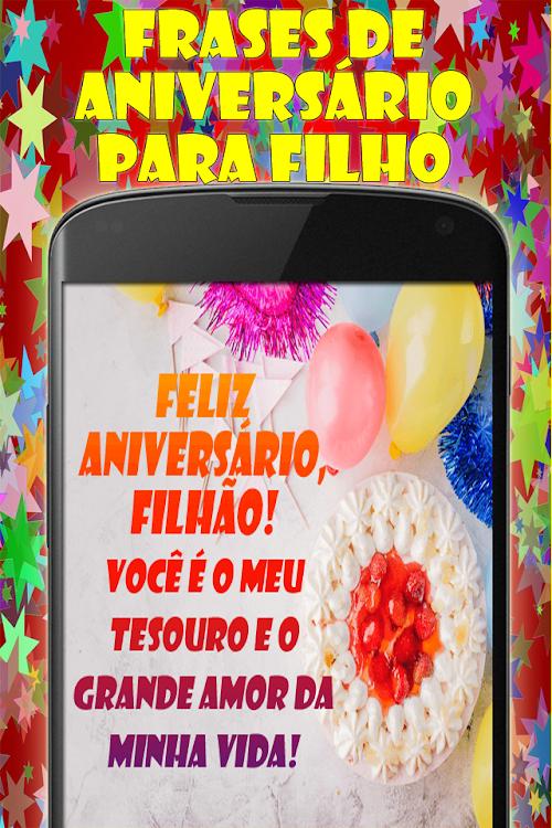Frases De Aniversário Para Filho Android Aplicaciones