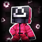 Squid Game Mod Master for MCPE