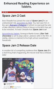 Movie News, Videos, & Social Media App Download For Android 7