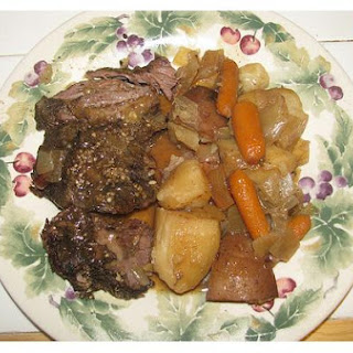 Crockpot Beef