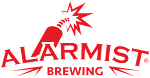 Logo for Alarmist Brewing