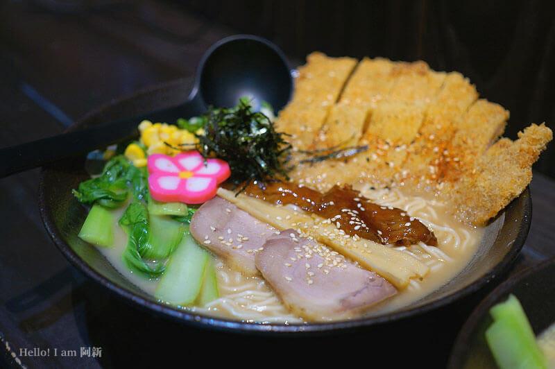 中美街餐廳推薦,高功手做麵食-8