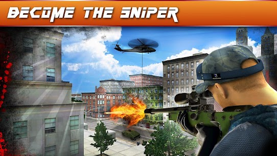 Sniper Ops 3D Shooting Game v57.0.2 (Mod Money/Energy) 1