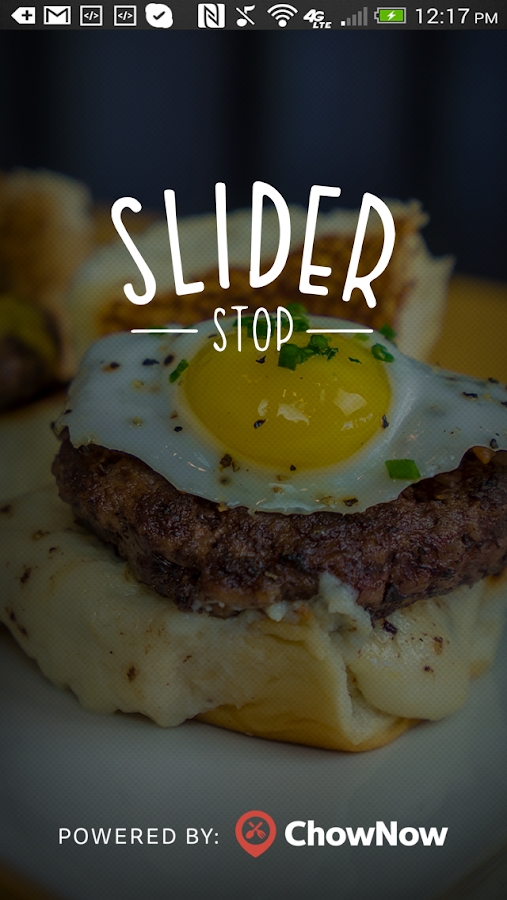 Slider Stop- screenshot