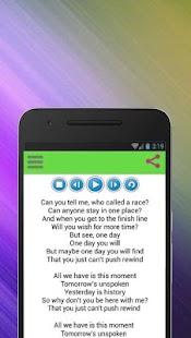 Mahanubhavudu Songs Lyrics - náhled