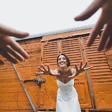 Wedding photographer Alina Kamenskikh (AlinaKam). Photo of 12.08.2013