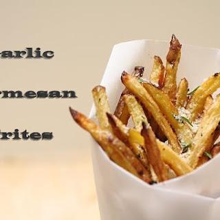 Garlic Parmesan Frites.