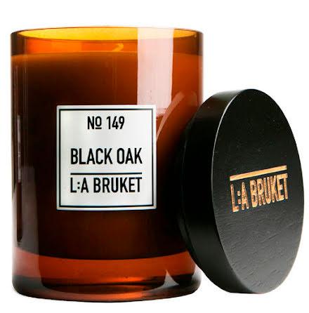 Black oak doftljus stort