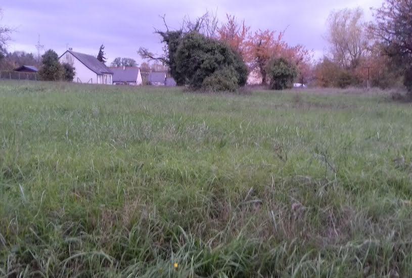 Vente Terrain à bâtir - 478m² à Cheillé (37190)
