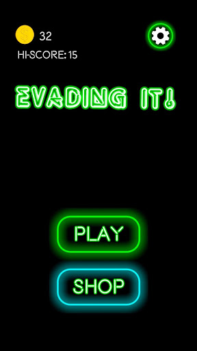 Evading It! android2mod screenshots 4