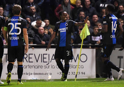 🎥 De drie late doelpunten uit Francs Borains - Club Brugge