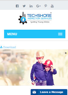 Techshore Inspection Services - náhled