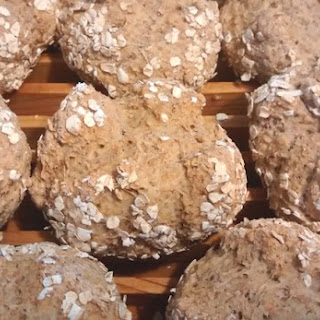 Individual Irish Soda Bread Loaves.