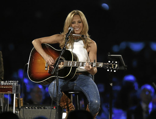 Nothing to Crow about:  Musician Sheryl Crow is among the artists mentioned in the records from Appleby law firm office on Jersey from whose music a stream of royalties were collected. Other musicians included John Denver and Duke Ellington Picture: REUTERS