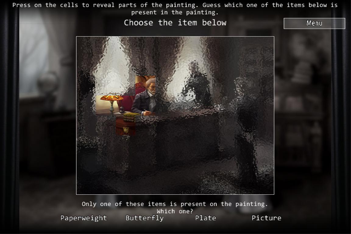 Who Is The Killer? Episode II- screenshot